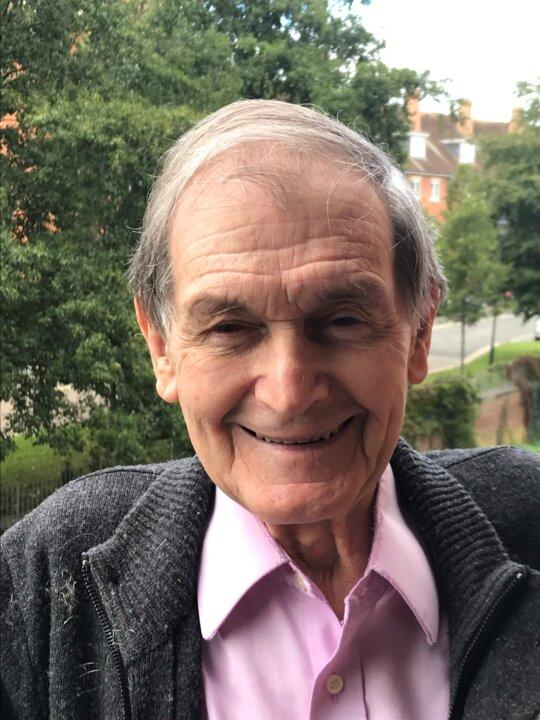 Portrait Roger Penrose 1