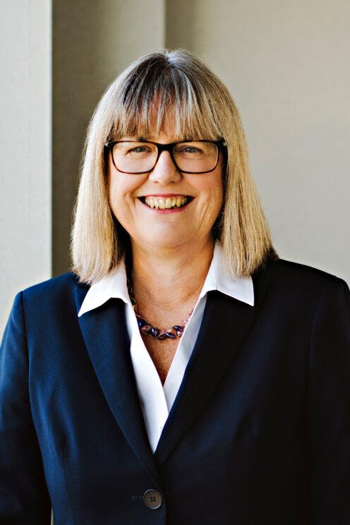 Donna Strickland Nobel Laureate