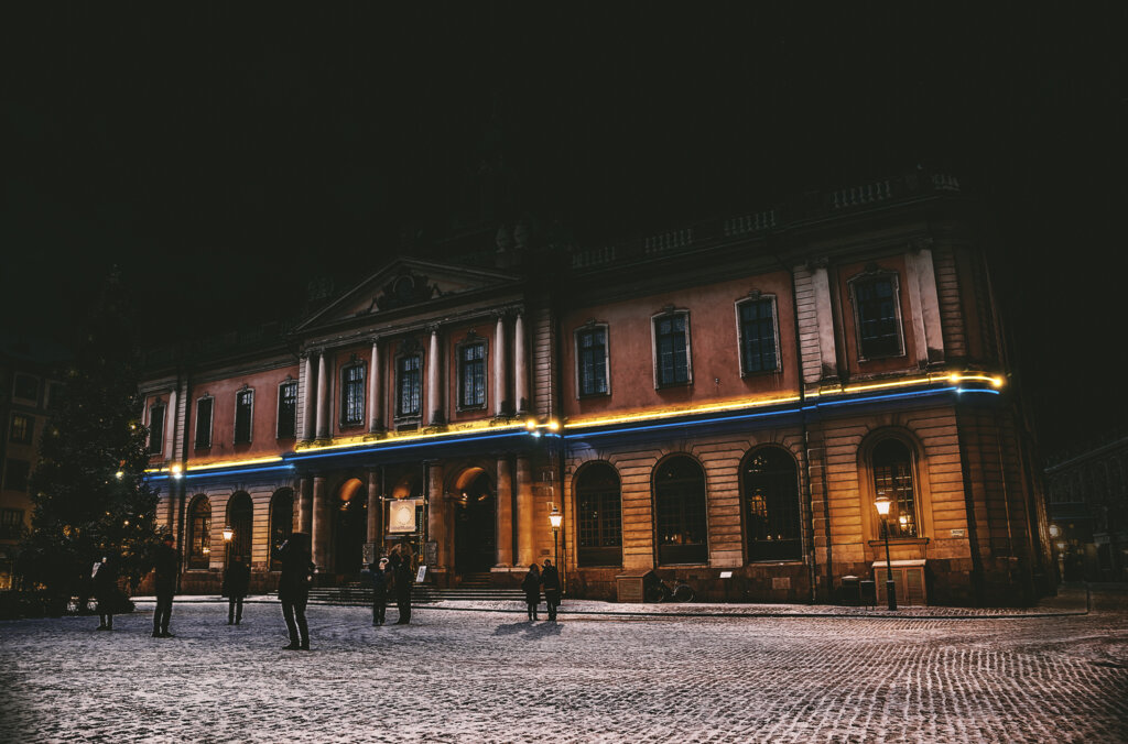 Nobel Week Lights (Ledsagare/Nobel Prize Museum)