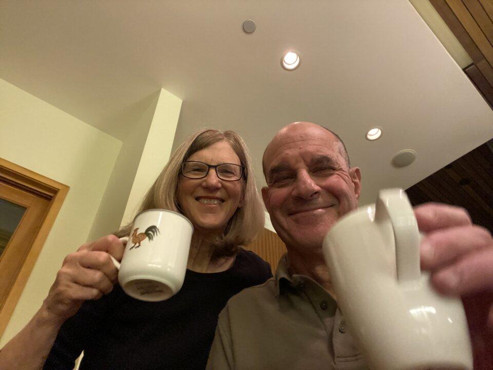 David Julius and Holly Ingraham