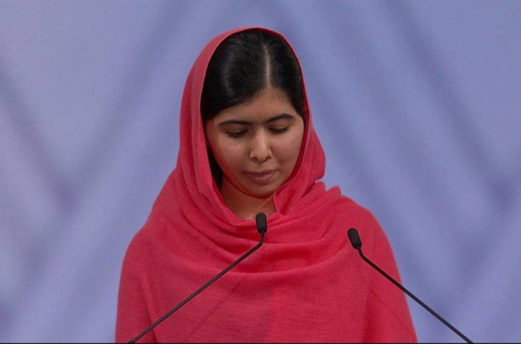 Nobel Lecture by Malala Yousafzai
