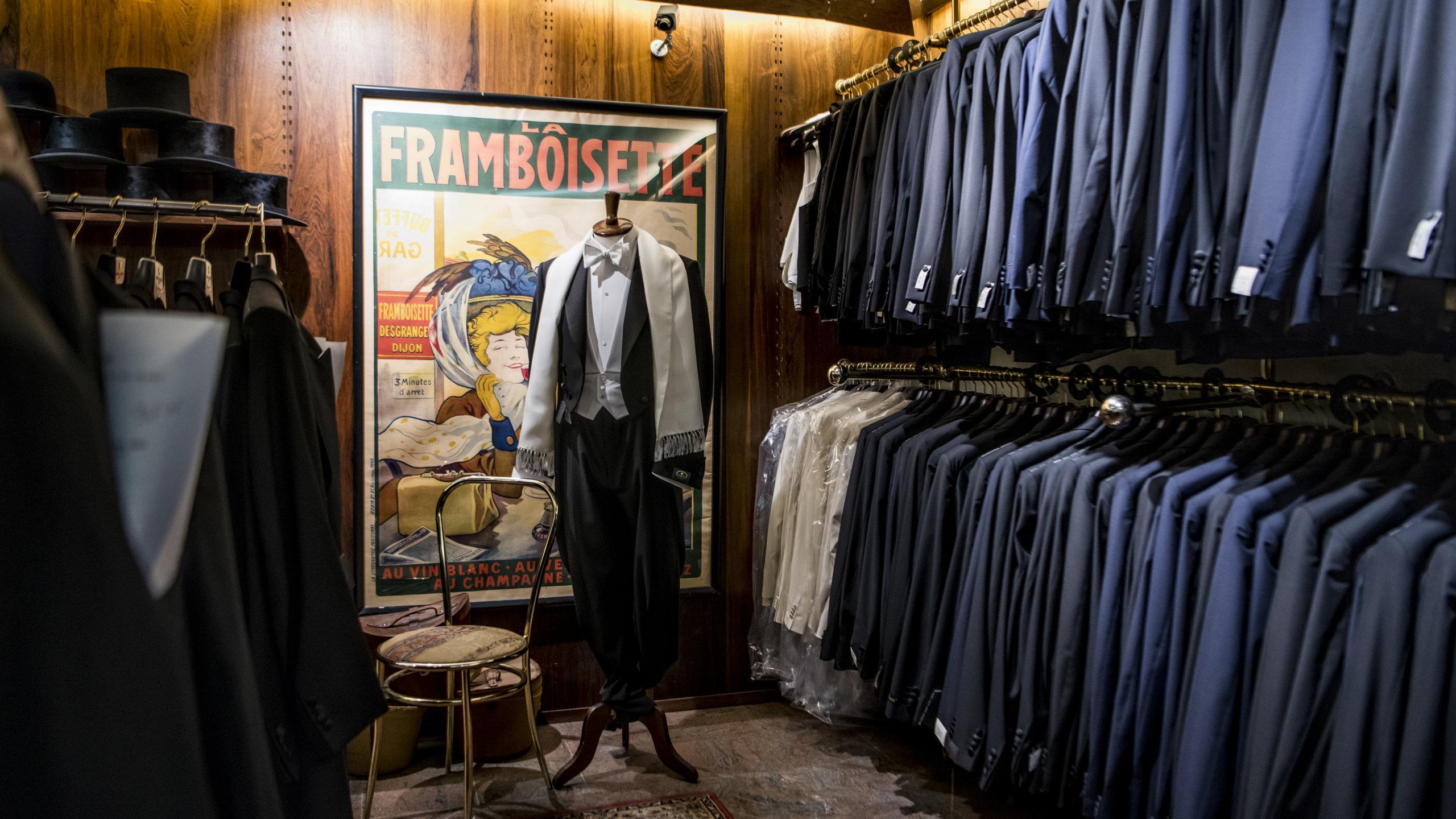 The Dress Code Nobelprizeorg