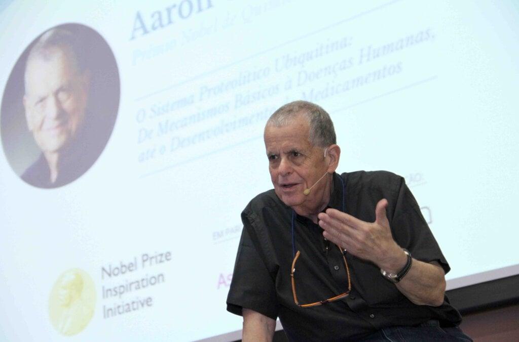 Aaron Ciechanover NPII lecture