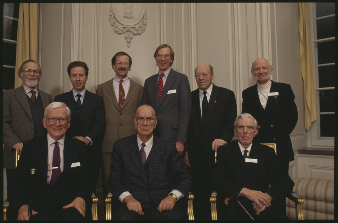 Nobel Laureates of 1989