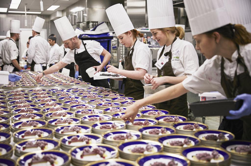 Food preparations