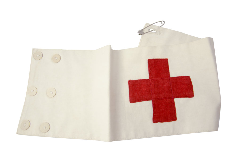 Red Cross - Armband