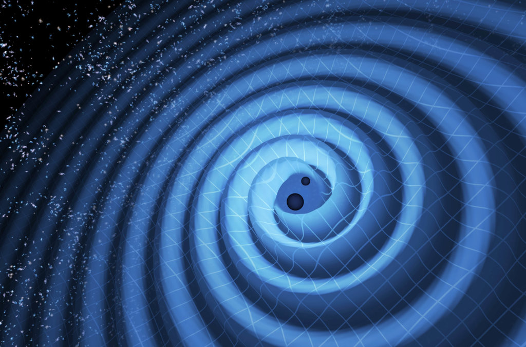 Gravity Waves Still Image