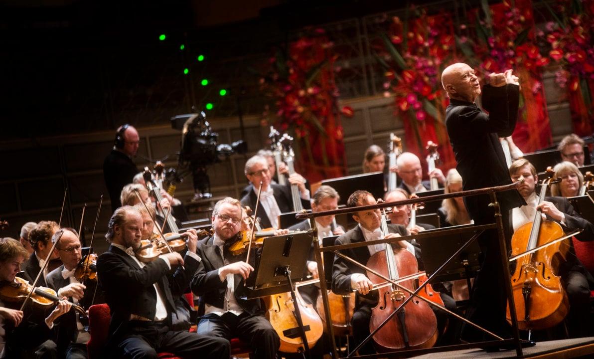 Nobel Prize Concert 2012