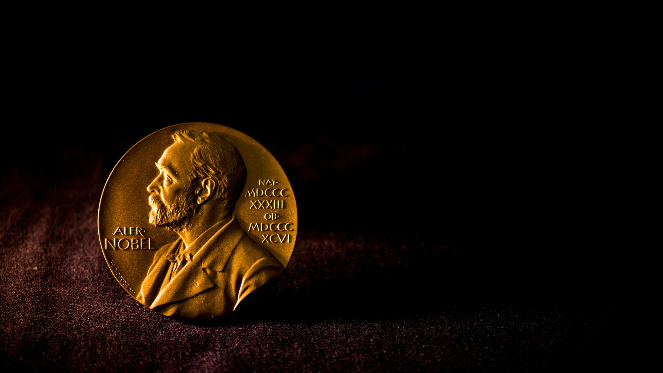 Nobel Medal (17)