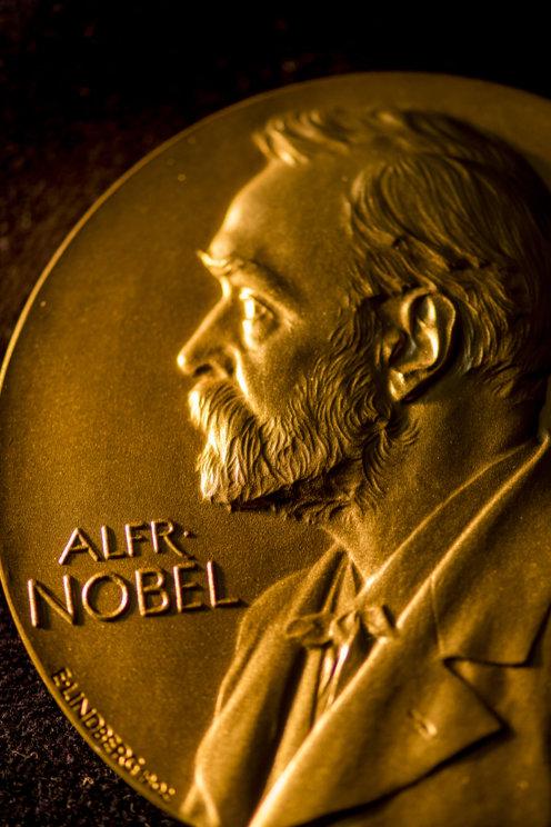 A unique gold medal