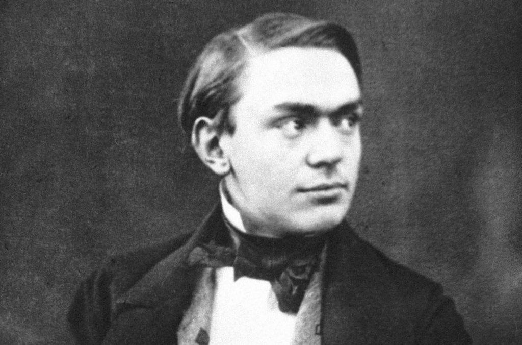 Alfred Nobel 1853