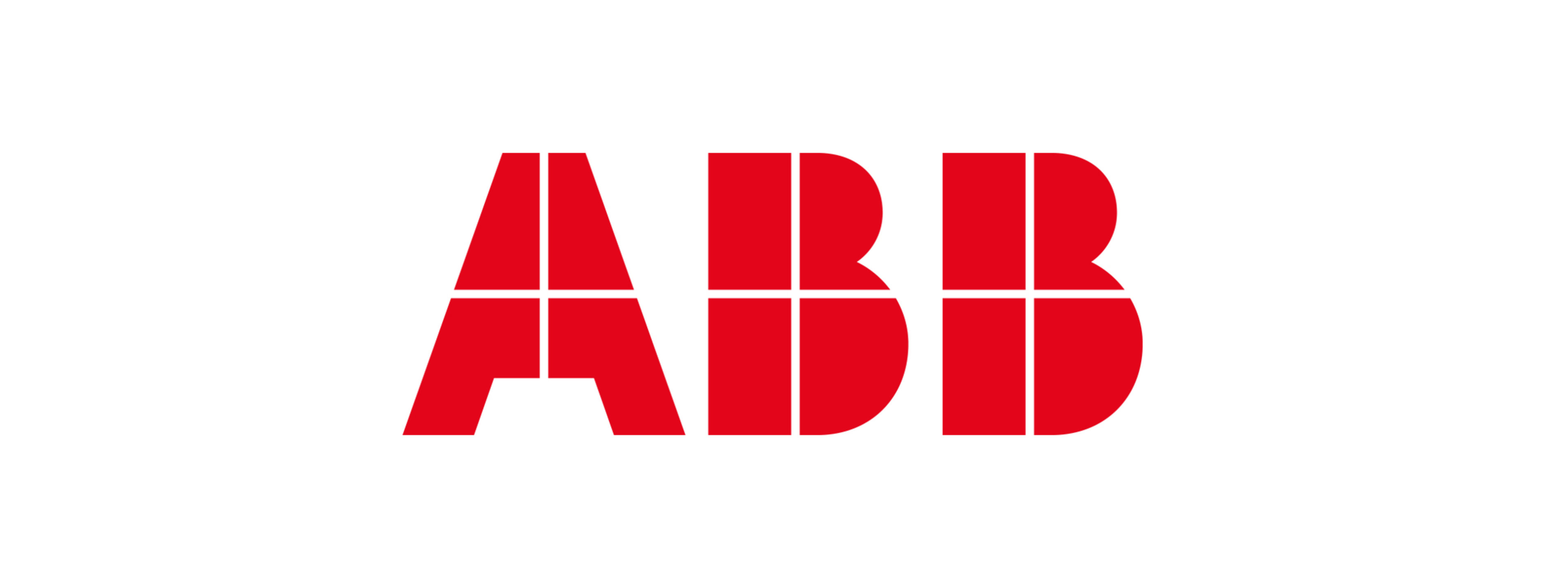 Partner logotype ABB 3000x800