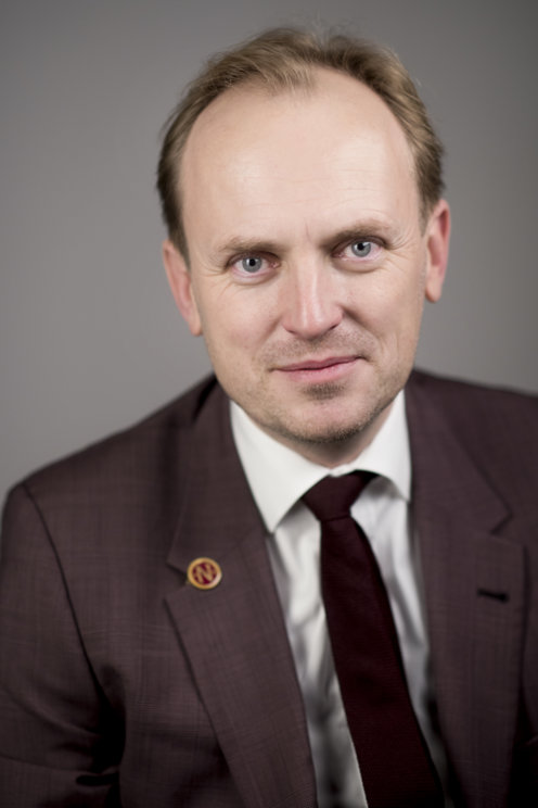 Mattias Fyrenius, photograph Alexander Mahmoud, copyright Nobel Media AB
