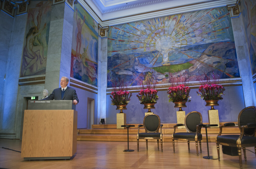 The Nobel Peace Prize Forum 29