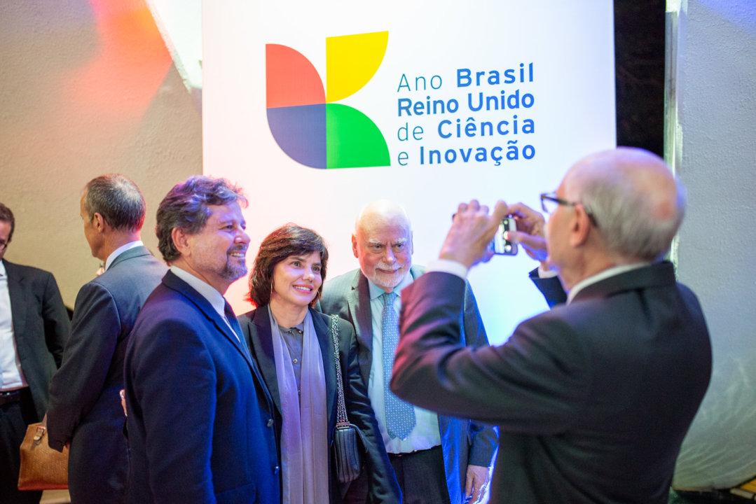 NPII Brazil 2019 British Embassy reception