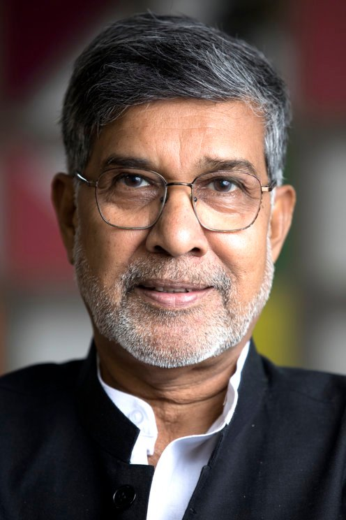 Mr. Kailash Satyarthi - Profile Picture