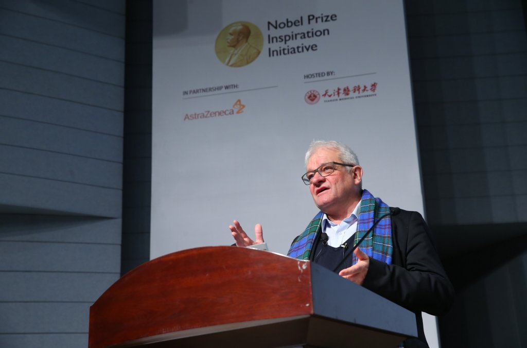 NPII_China_2014_Paul Nurse