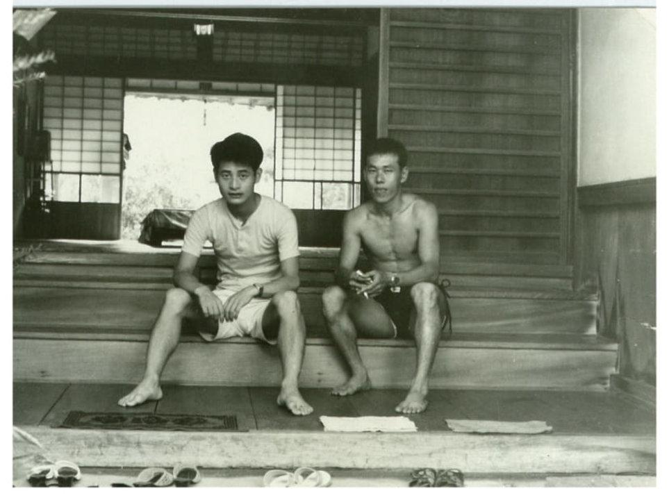 Akira Yoshino, age 18
