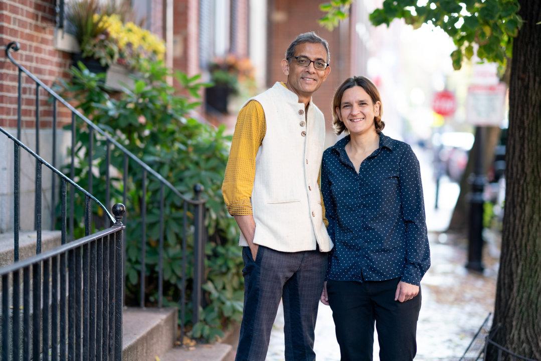 Abhijit Banerjee and Esther Duflo
