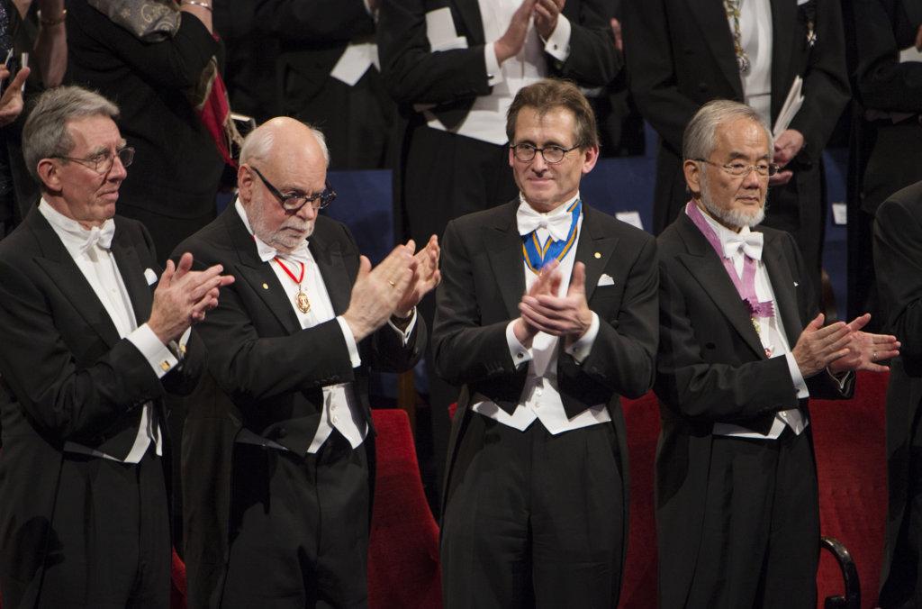 Nobel prize PF 15