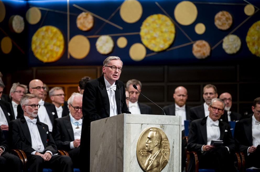2019 Award Ceremony Speech Literature