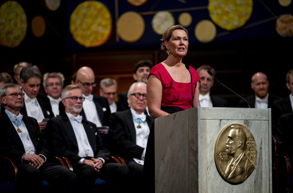 2019 Award Ceremony Speech Medicine