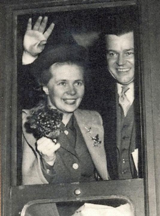 Alva Myrdal Photo Gallery Nobelprize Org