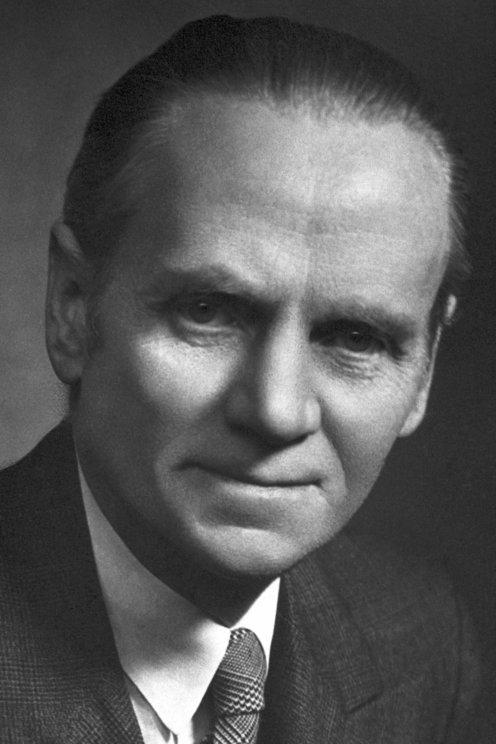 Sir Norman Angell (Ralph Lane)