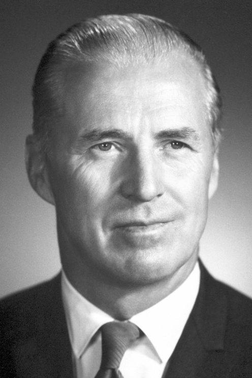 Norman E. Borlaug