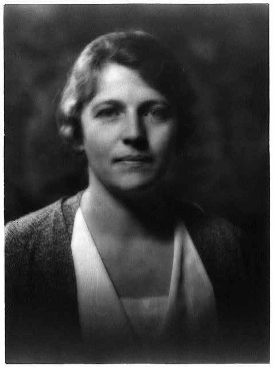 Portrait of Pearl Buck