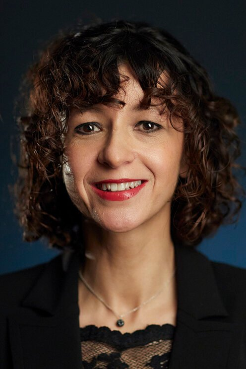 Emmanuelle Charpentier preliminary portrait