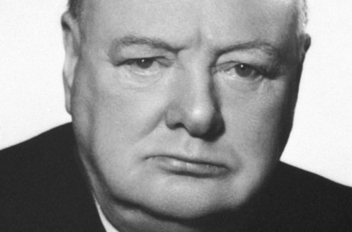 Winston Churchill Facts Nobelprize Org