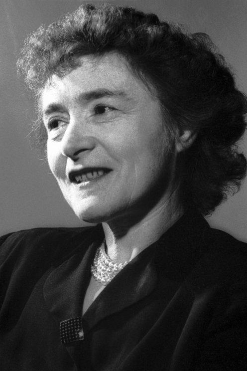Gerty Theresa Cori, née Radnitz