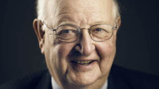 Angus Deaton. Photo: A. Mahmoud