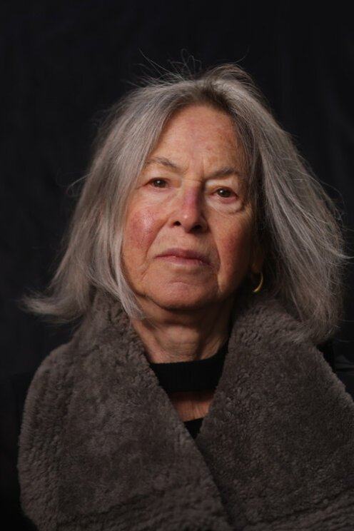 Louise Glück preliminary portrait