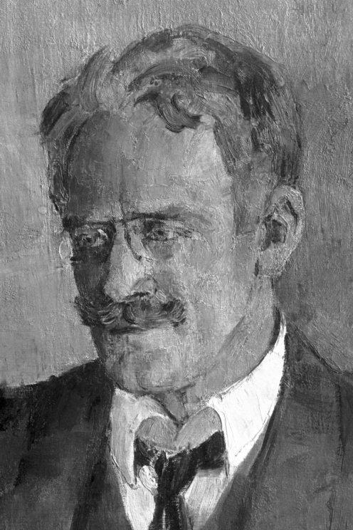 Knut Pedersen Hamsun