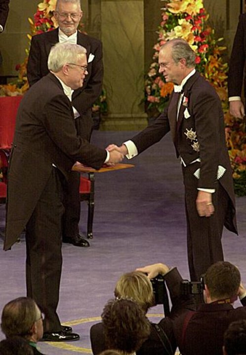 James J. Heckman and His Majesty the King