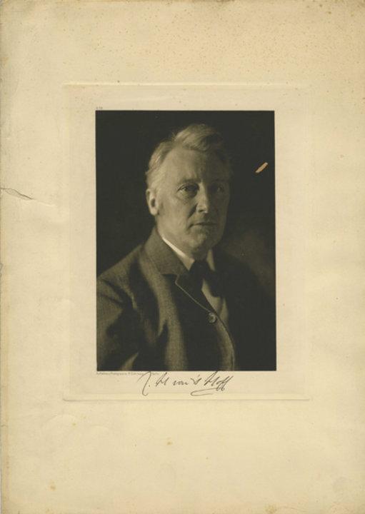 Jacobus H. van 't Hoff