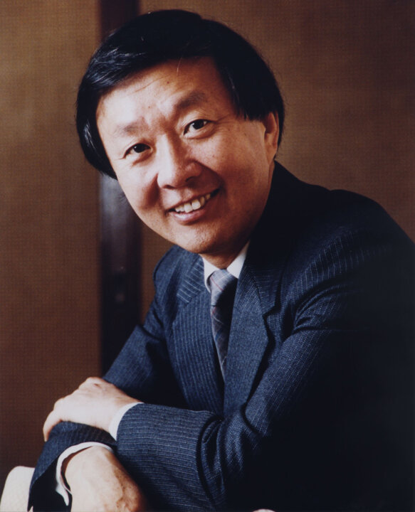 Portrait of Charles K. Kao
