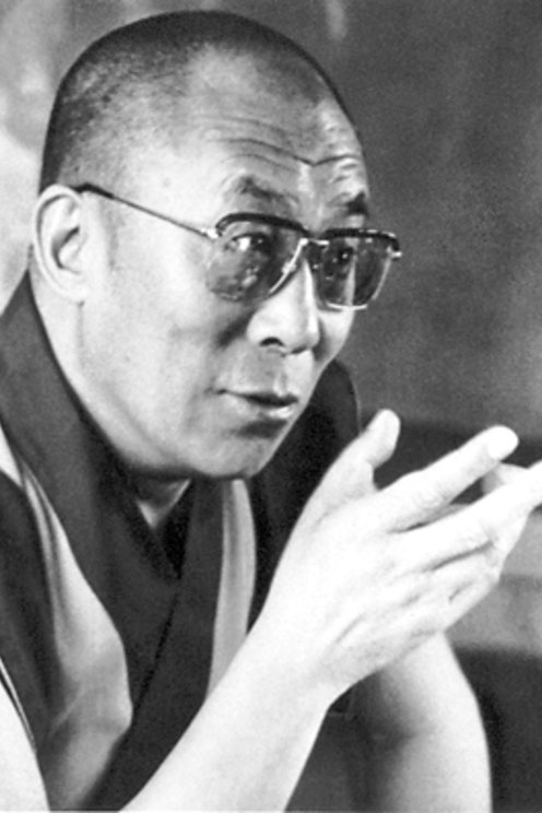 The 14th Dalai Lama (Tenzin Gyatso)