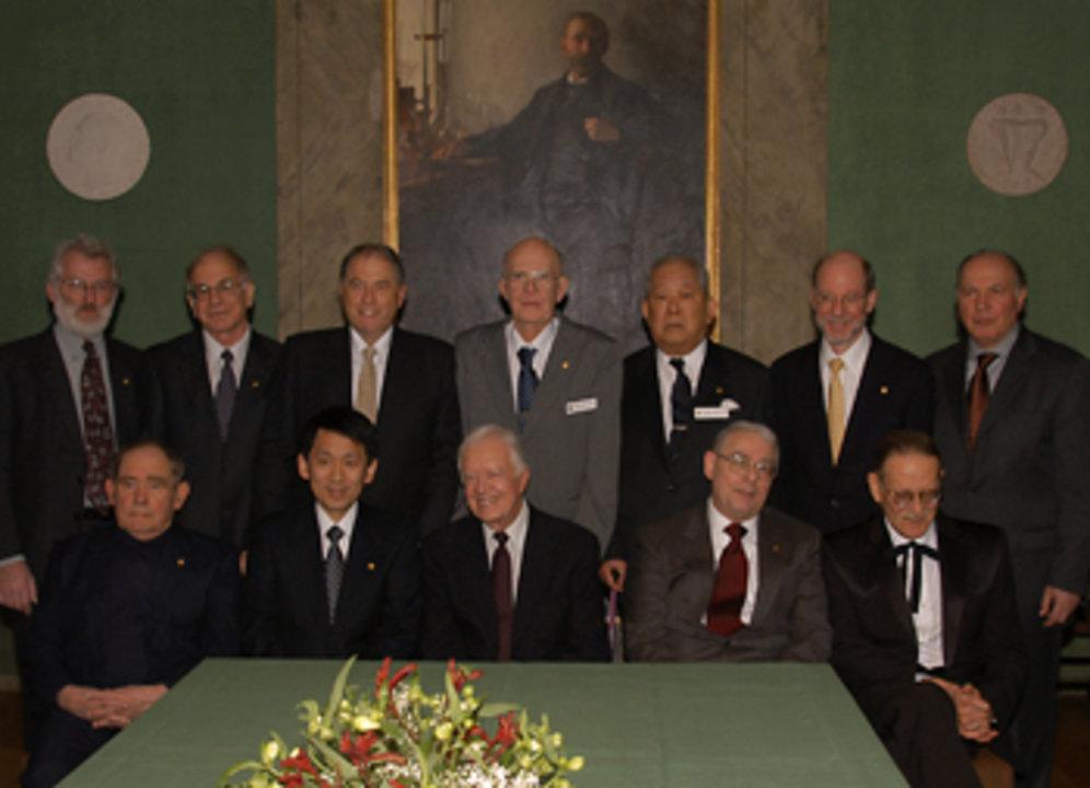 2002 Nobel Laureates