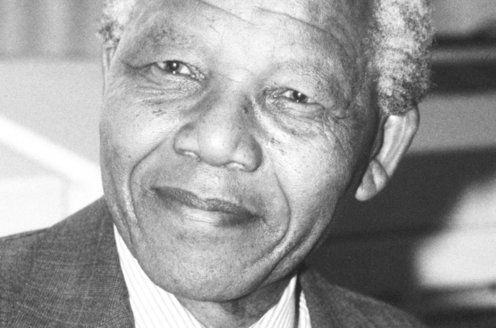Nelson Mandela And The Rainbow Of Culture Nobelprize Org