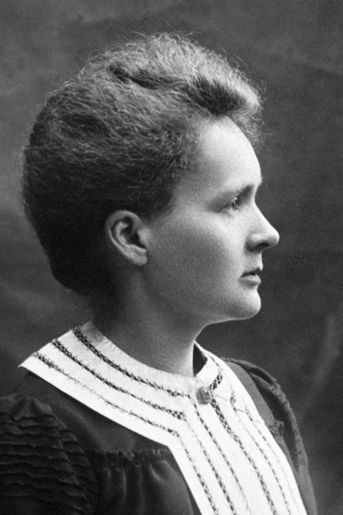 Where did marie curie work