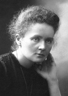 M. Curie