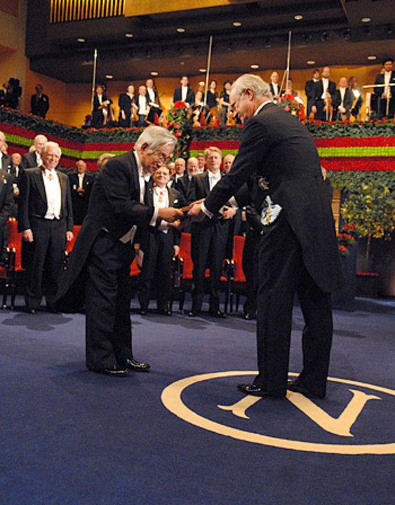 Nobel Prize Award Ceremony