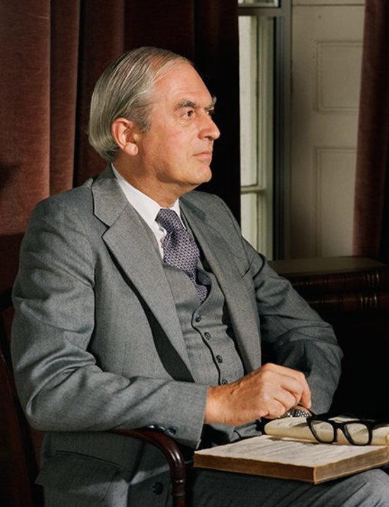 Portrait of Peter Medawar
