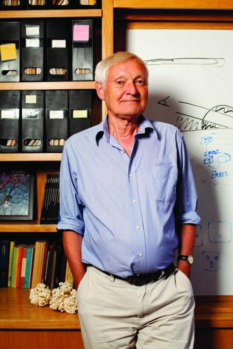 Portrait of Richard Henderson