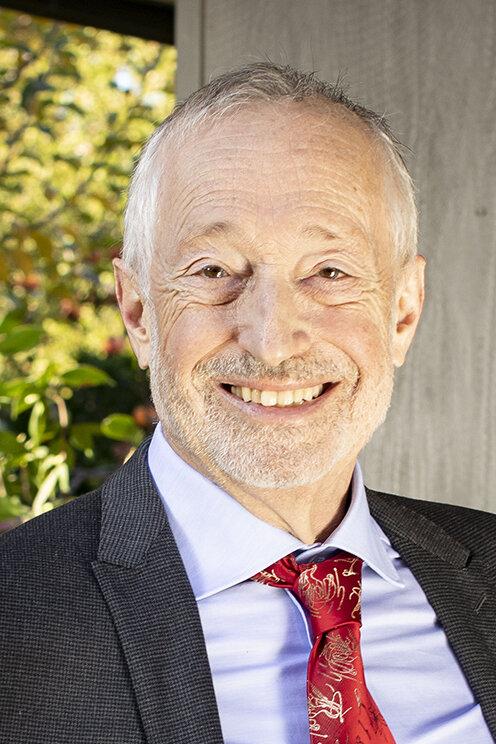 Paul R. Milgrom preliminary portrait