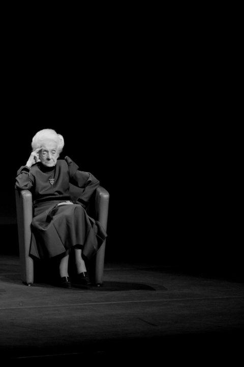 Portrait of Rita Levi-Montalcini