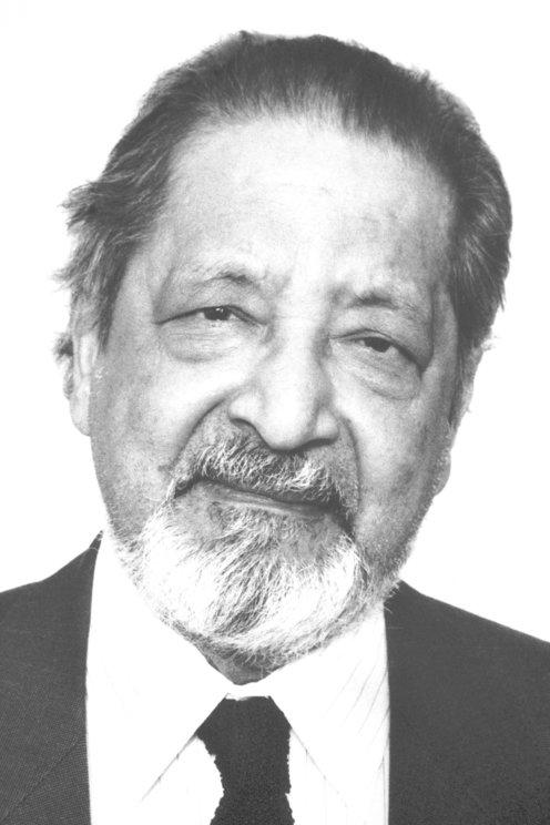 Sir Vidiadhar Surajprasad Naipaul